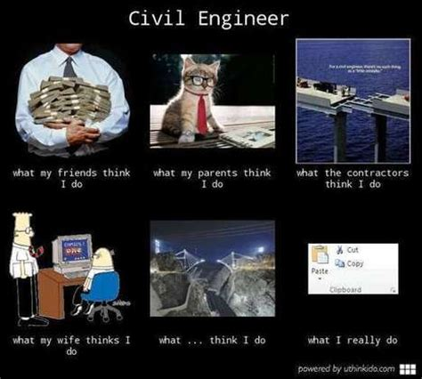 Civil Engineering Memes - engineer in what i really do scoop it