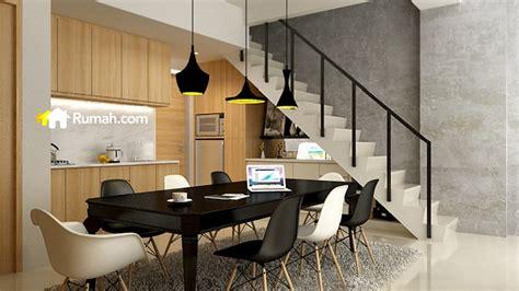 desain kamar loft contoh desain interior hunian bergaya mezzanine properti