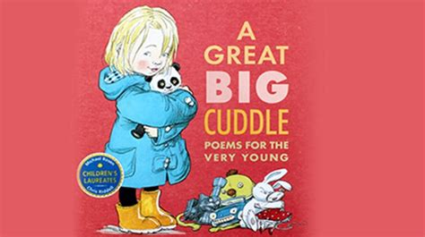 libro a great big cuddle stories with michael rosen and riddell tickets hstead theatre london theatre tickets