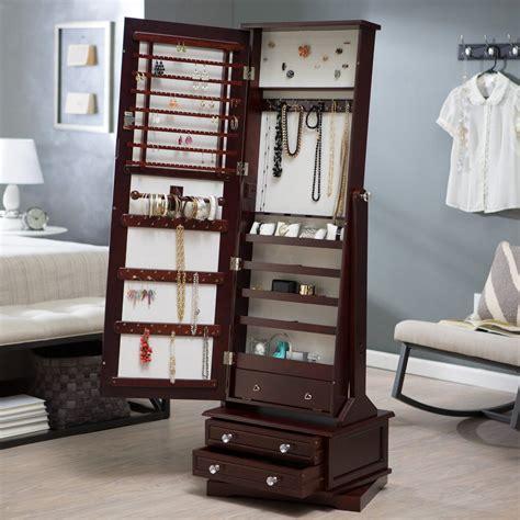 Bedroom Mirror With Jewelry Storage Jewelry Storage Ideas Designs