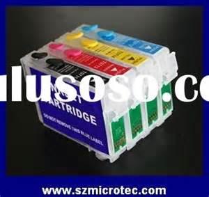 Refillable Cartridge Epson T13 T20e T11 Tx101 refill ink cartridge for epson t11 refill ink cartridge