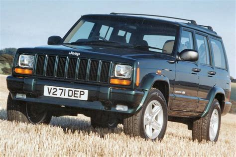 jeep 2001 review jeep 1993 2001 used car review car review