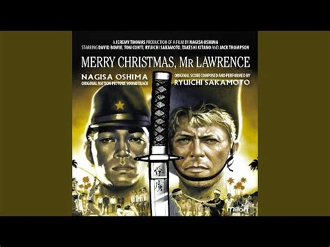 merry christmas  lawrence soundtrack   original motion picture