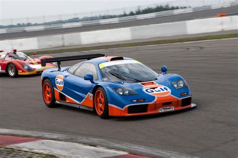 Mclaren F1 2009 by Mclaren F1 Gtr Chassis 12r 2009 Modena Trackdays