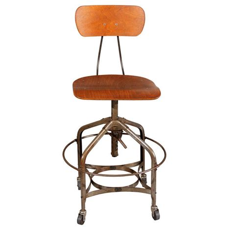 industrial toledo chair at 1stdibs
