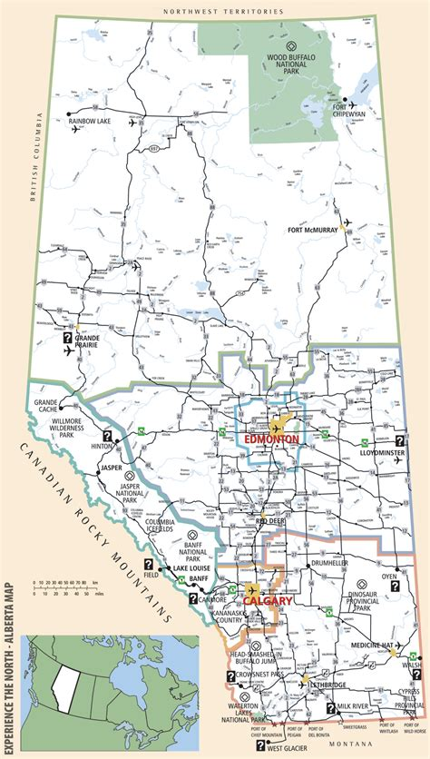 Alberta Lookup Map Of Alberta Images