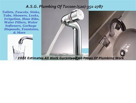 G And G Plumbing by Asg Plumbing Repair Tucson Plumber Tucson Tucson