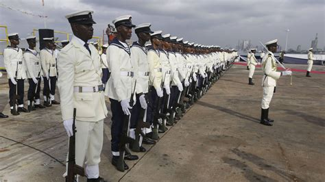 School Navy navy discovers illegal naval school in rivers news the guardian nigeria