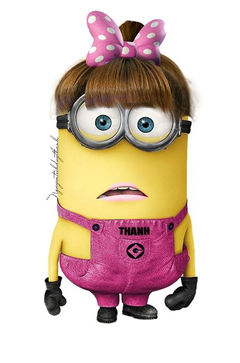 imagenes de minions hembra girl minion image collection minion quotes