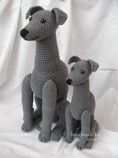 amigurumi greyhound pattern 1000 images about amigurumi perros on pinterest