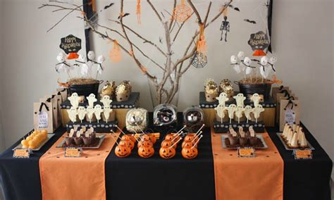 halloween party ideas elegant halloween decor halloween party ideas pinterest