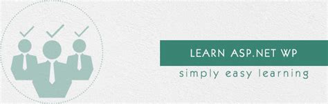 tutorialspoint asp net asp net wp tutorial