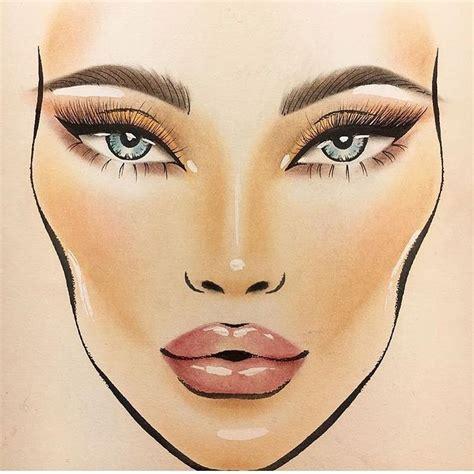 the 25 best mac face charts ideas on pinterest face face chart mac pp25 jornalagora