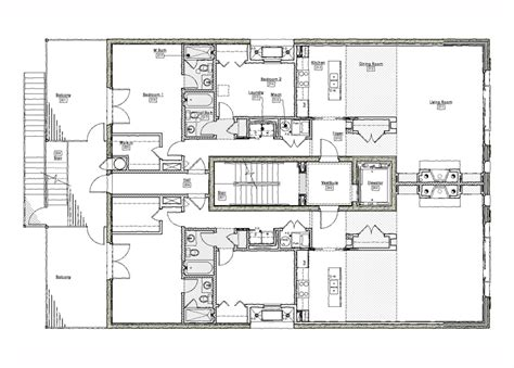 mixed use building floor plans mixed use midrise evanston kipnis architecture planning
