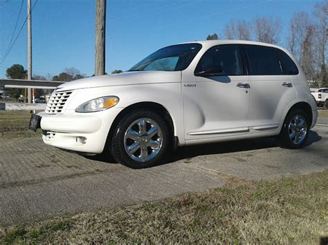 chrysler pt cruisers for sale 2003 chrysler pt cruiser for sale by owner in raleigh nc