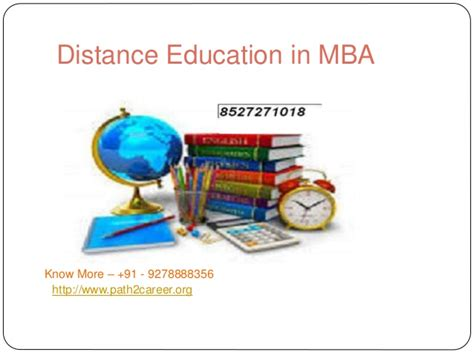 What Is Mba In Education by Distance Education In Mba 8527271018