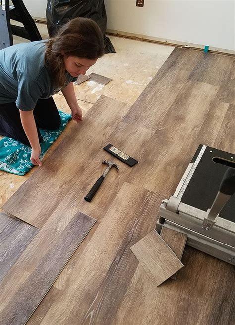 installing vinyl floors     guide home