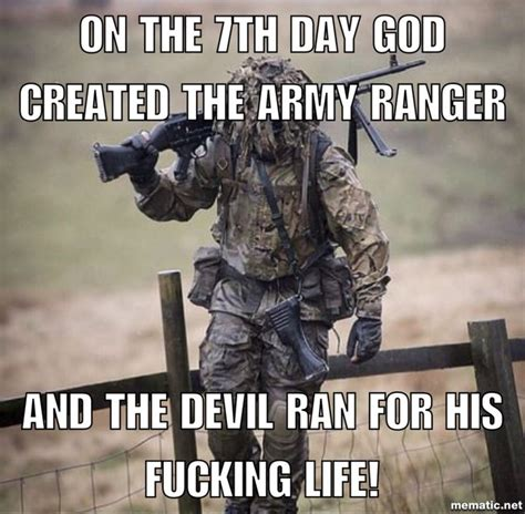 Army Ranger Memes - 17 best images about military on pinterest soldiers air force and us marines