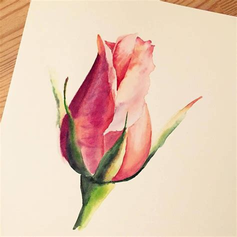 watercolor tattoo was ist das watercolorist lulebedeva watercolor waterblog roses