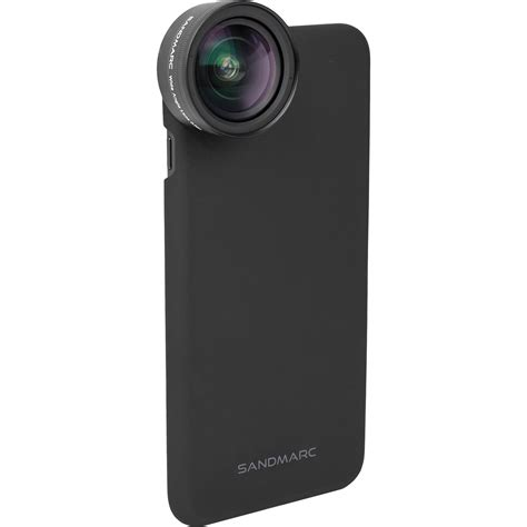 h iphone 7 plus sandmarc wide lens for iphone 7 plus sm 247 b h photo