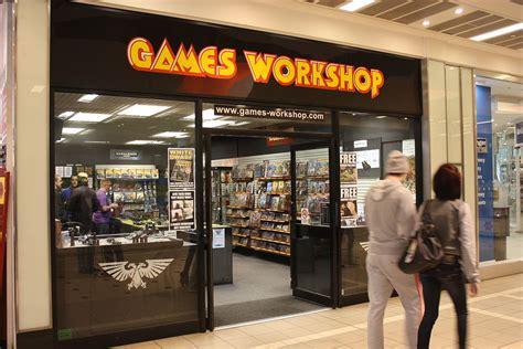 games workshop wikidata