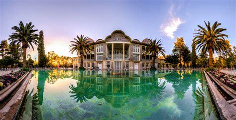 Eram Garden by Eram Garden In Shiraz