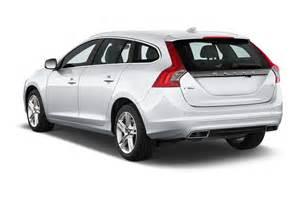 Volvo V60 2015 2015 Volvo V60 Reviews And Rating Motor Trend