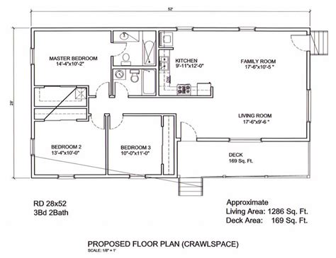 large ranch floor plans floor plan house 32 x 60 studio design gallery