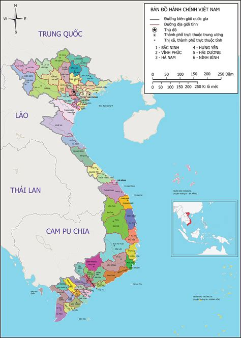 viçt nam i maps northern and southern vietnam sites northern