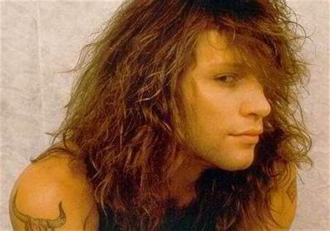 Bon jovi Big Hair 80s   BakuLand   Women & Man fashion blog