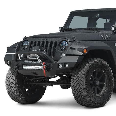 jeep armor bumper road armor 174 jeep wrangler 2014 stealth series width