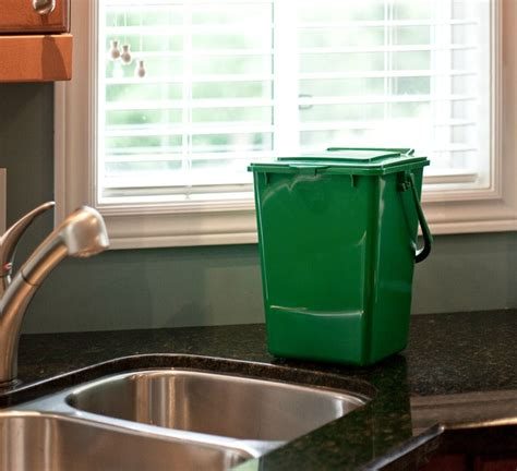 Composting Kitchen Waste At Home by Kitchen Composters Busch Systems Usa