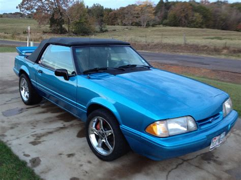 1992 ford mustang 5 0 specs car autos gallery