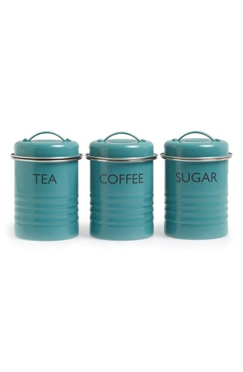 teal kitchen canisters vintage inspired storage canisters i want that