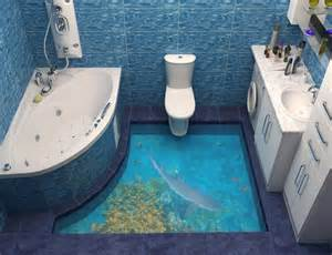 Bathroom floor will also make your bathroom looks more attractive as
