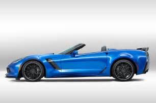 2015 chevrolet corvette z06 convertible side profile photo 12