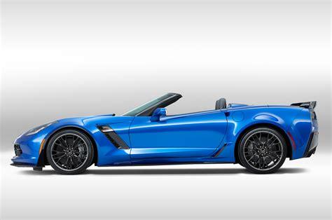 2015 chevrolet corvette z06 convertible 2015 chevrolet corvette z06 convertible side profile photo 3