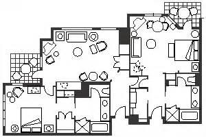 carleton lodge floor plan two bedroom executive suite in whistler four seasons resort