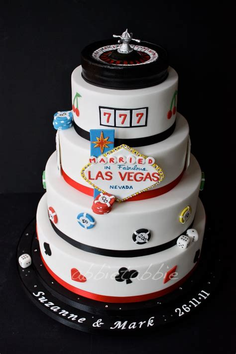 Wedding Cakes Las Vegas by Las Vegas Themed Wedding Cake This Is For A Friend