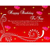 Exclusive Happy Birthday Wishes Image 7  To You