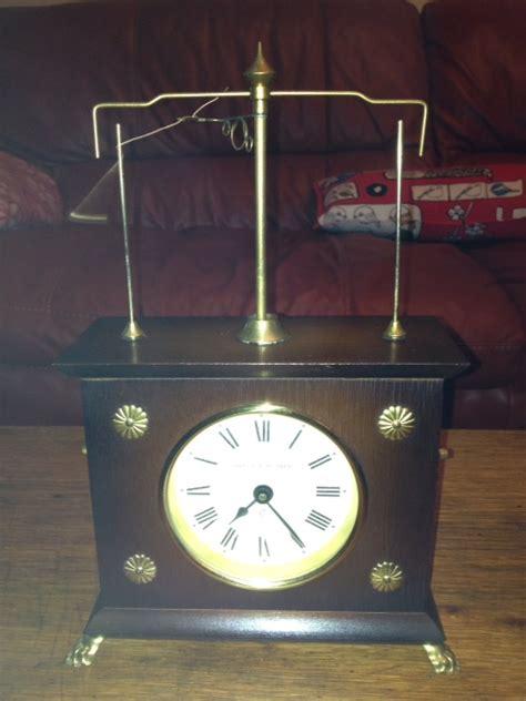 horolovar flying pendulum clock ignatz flying pendulum clock by horolovar