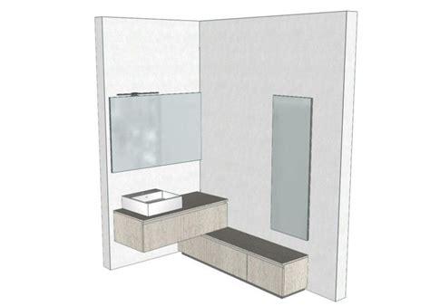 mobili bagno angolo mobile bagno angolare 4 progetti negozio di mestre