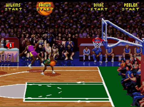 Mba Jam Tournament Edition by Nba Jam Tournament Edition Japan Rom