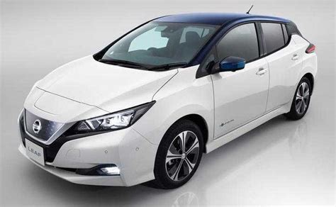 How Many Can A Nissan Leaf Go 2018 Nissan Leaf All You Need To Ndtv Carandbike