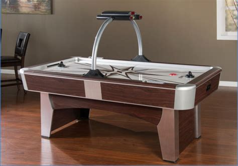 aeromaxx air hockey table monarch by heritage air hockey the great escape
