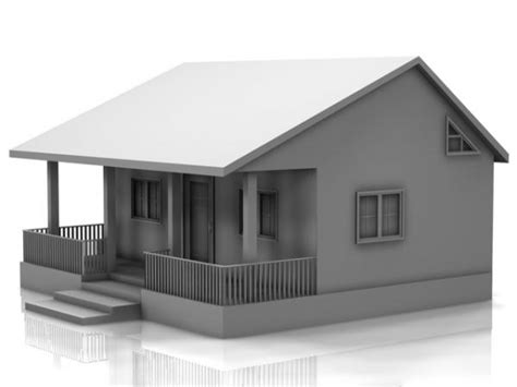 3d house small house 3d model 3d model sharecg