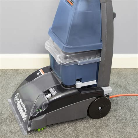 Which Carpet Cleaner - hoover c3820 11 quot steamvac commercial steam spotter