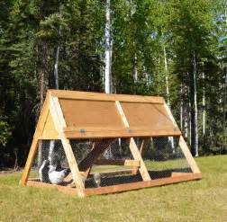 10 a frame chicken coops for keeping small flock of