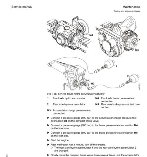 Liebherr Wheel Loader L524 1266 Service Manual Heavy