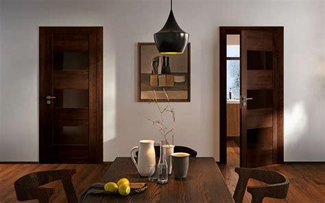 porte en bois intérieur 1540 cuisine porte int 195 169 rieure moderne en bois montpellier